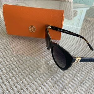 Tory Burch Sunglasses and Case